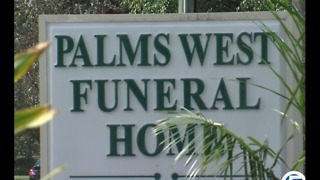 Funeral homes overwhelmed by crisis