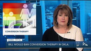 Bill Would Ban Conversion Therapy In Oklahoma