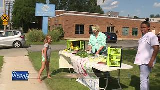 Teen Farmer's Market helps kids learn business skills - Video