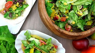 Tex-Mex salad recipe - Video