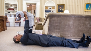 Some of our favorite White House photos of Barack Obama | Rare Politics - Video