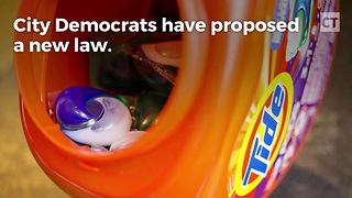 "Liberal Lawmakers Blaming Tide for ""Tide Pod Challenge"" - Video"