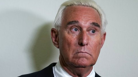 Mueller Reportedly Asks For Roger Stone's Congressional Testimony