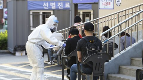 Virus Spike Leads Some South Korean Schools, Businesses To Close Again
