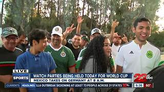 South Bakersfield bar opens early for World Cup game