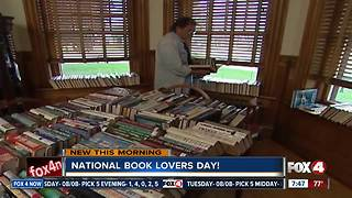 National book lovers day - Video