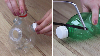5 Different genius ways to to recycle plastic bottles - Video