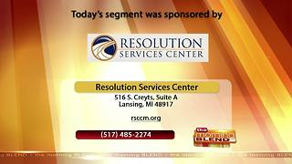 Resolution Services Center - 3/23/18 - Video