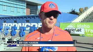 Harsin still believes in 2 QB offense - Video