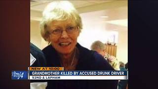 Alleged drunk driver accused of killing West Allis woman coming home from church - Video