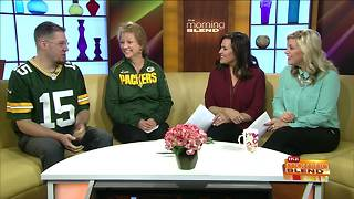 The Packers Tailgate Tour Helping a Great Organization - Video