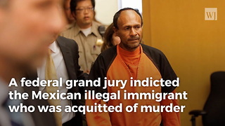Federal Grand Jury Delivers Brutal Blow To Kate Steinle's Killer - Video