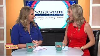 Rebecca Walser from Walser Wealth explains to us the impact taxes have on our wealth - Video