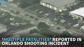 'Multiple Fatalities' Reported In Orlando Shooting Incident - Video