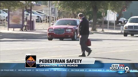 Jaywalking and cyclist school teaches safety