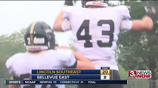 Lincoln Southeast vs. Bellevue East - Video