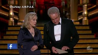 The Oscars highlights - Video