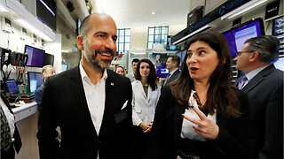 Uber stock continues to tank