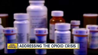 Gov. Scott to make major announcement regarding Florida's fight against opioid abuse - Video