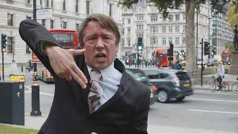 Theresa May Has Simply Got to Go, According to Jonathan Pie