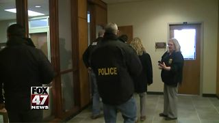Engler asks MSU employees to preserve documents - Video