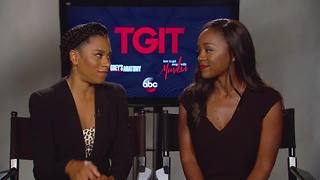 Kelly McCreary on how she got her start in the TV business - Video