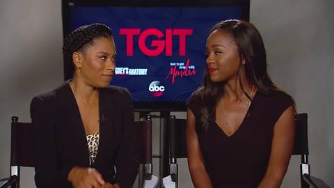 Kelly McCreary on how she got her start in the TV business