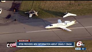 Report: Pilot didn't see other plane before fatal crash - Video