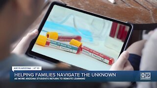 Helping families navigate the unknowns surrounding school closures