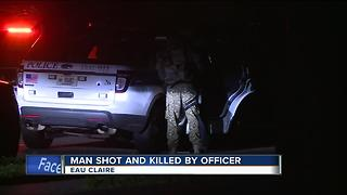59-year-old man fatally shot by Eau Claire police after firing shotgun at authorities - Video