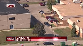 Bullet found in school prompts lockdown - Video