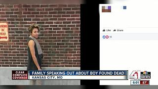 Family identify child who died in KCMO Tuesday - Video