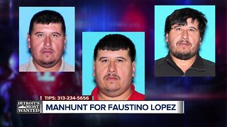 Detroit's Most Wanted: Faustino Lopez