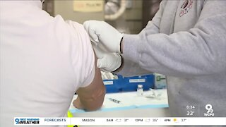 Ohio begins vaccinating people over the age of 80
