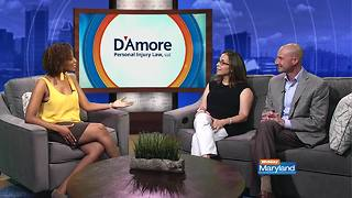 D'Amore Personal Injury Law - Baltimore Hunger Project - Video