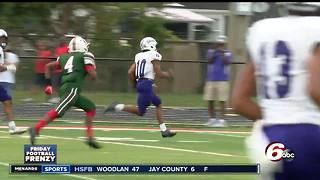 HIGHLIGHTS: Ben Davis 41, Lawrence North, 8 - Video