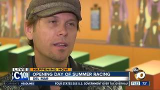 Horse racing bettor offers his tips - Video
