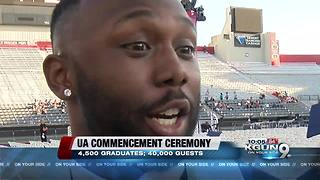 Commencement marks new beginning for UA grads