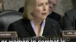 Gen. Mad Dog Mattis Shuts Down NY Senator On LGBT In The Military With One Sentence - Video