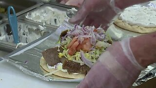 White Lake party store makes bold claim: The world's best Gyro