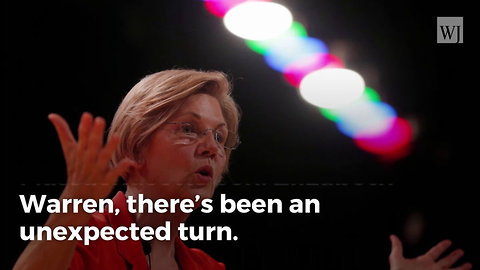 Warren Finally Gets Spot in Native Museum... Right Next to Trump