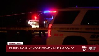 Fatal deputy involved shooting in Sarasota Co.
