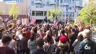 Boise Police hope for peace ahead of planned protests
