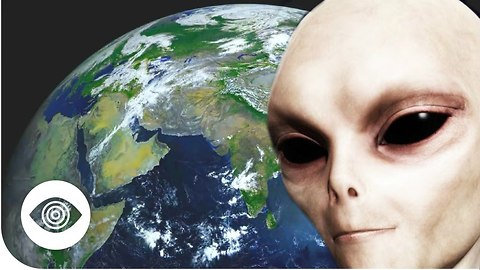 Are Aliens Living On Earth?