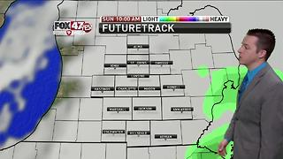 Dustin's Forecast 7-14 - Video