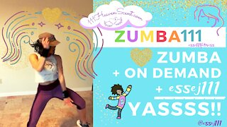 Zumba111 On Demand Coming Soon!