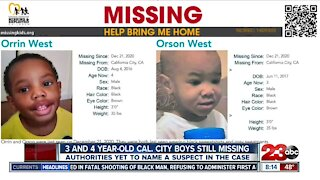 Form Bakersfield Police Lieutenant weighs in on missing California City boys case