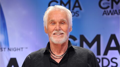 Kenny Rogers Has Been Hospitalized