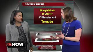 Geeking Out: Tornado safety and severe weather awareness - Video