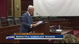 Idaho lawmakers undergo anti-harassment trainingo - Video